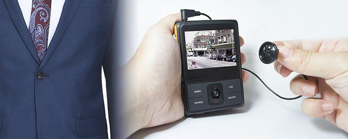 Mobile DVR and Camera kit