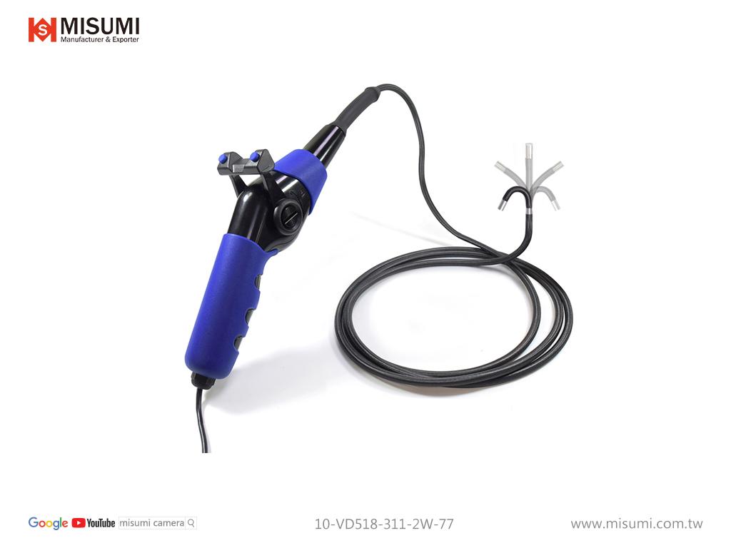 2 WAY articulation 1080p endoscope camera