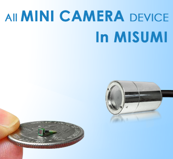 all mini camera device in misumi