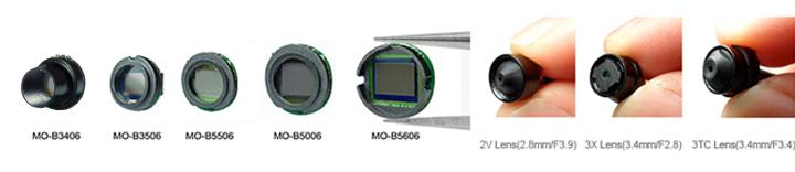 medical camera, tube camera