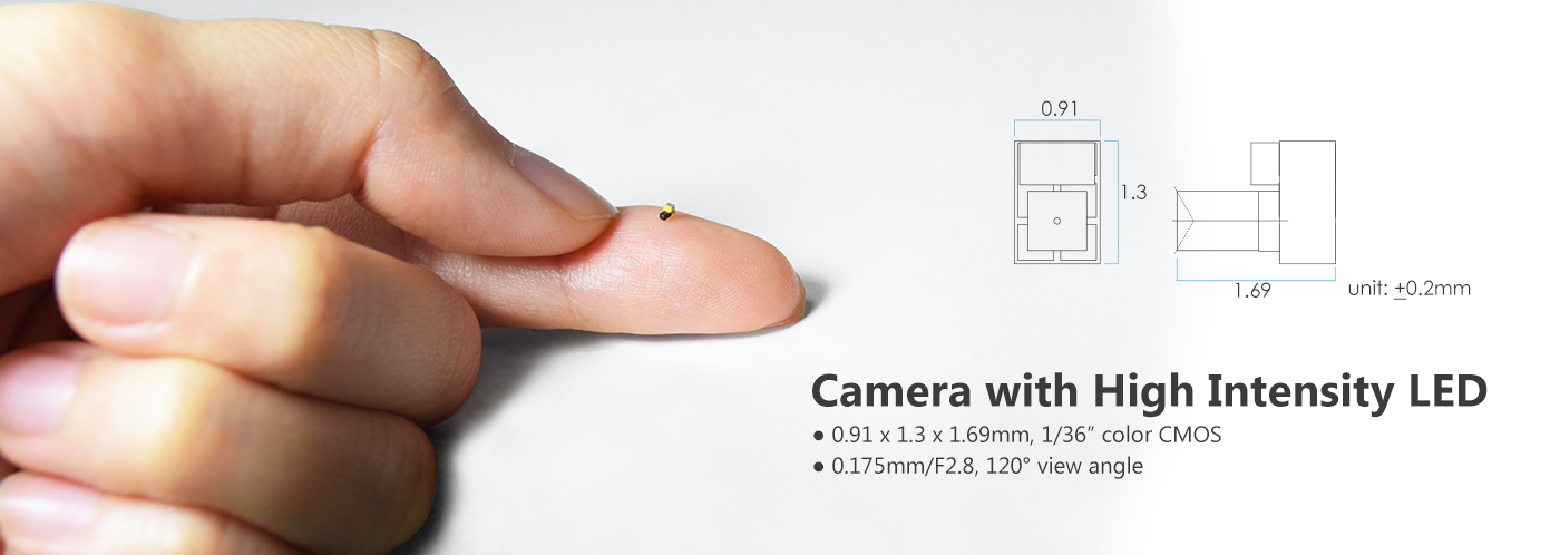 the world's smallest camera
